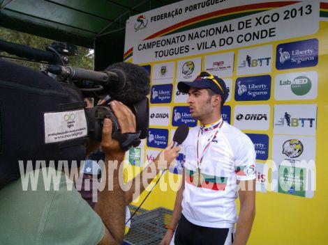 Mario Costa caopeão nacional XCO 2013