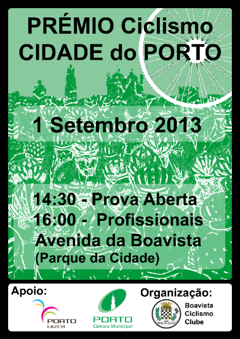 Ciclismo Porto