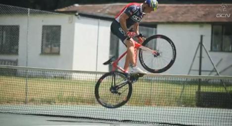 trial, road bike