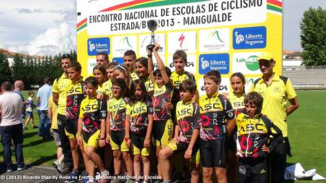 """Atualmente conhecidos como ASC Focus Team, tiveram origem no grupo domingueiro """"BravusCuras"""" e reuniam em Guilhabreu - Vila do Conde. Hoje Carregam o titulo de Campeões Nacionais de XCO"""