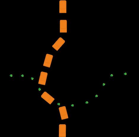 Desta forma se o ciclista souber ocupar a sua posição na via, a interação com os automobilistas será mais acertiva.