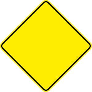 Esta foi a base, inspirado no sinal B3 do código da estrada.