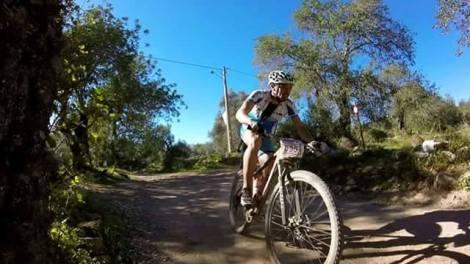 Gerardo Fernandes na edição do Algarve Bike Challenge 2015