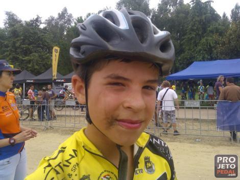 Rafael Silva Encontro nacional de Escola de Ciclismo Almeirim 2014