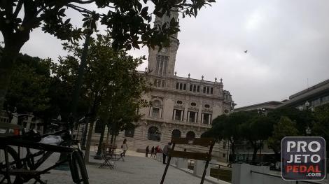 Edifício da Câmara Municipal do Porto