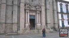 A Sé do Porto é o ponto de partida partida para muitos peregrinos dos Caminhos de Santiago de Compostela.