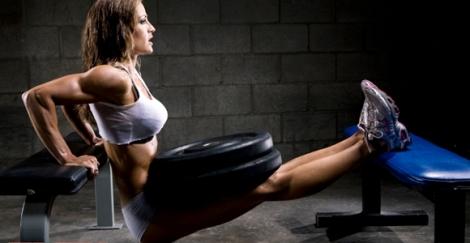 """Fazer exercicio nem sempre significa que estejas a """"treinar"""" o que pretendes."""