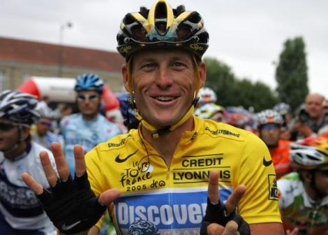 Lance Armstrong 7 wins