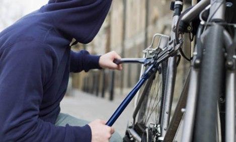 bicicleta roubo