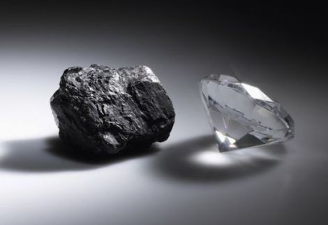 diamante pressao