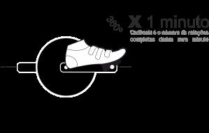 pedalada cadencia