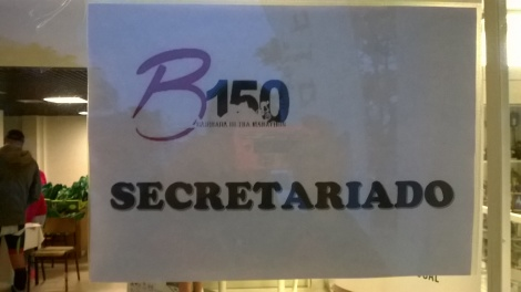 secretariado B150 Ultra maratona Bairrada 150