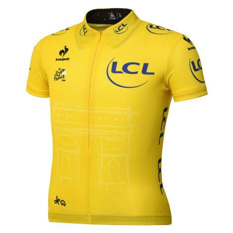 """A """"Camisola Amarela"""" representa o líder numa prova pro etapas no ciclismo, é o prémio mais cobiçado."""